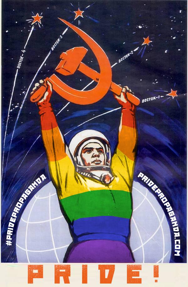 Pride Propaganda www.pridepropaganda.com