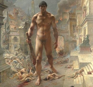 Henri-Camille Danger, ¡Calamidad!, 1901