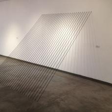 """Jesus A. Martinez """"Estructura tridimensional No. 1"""""""