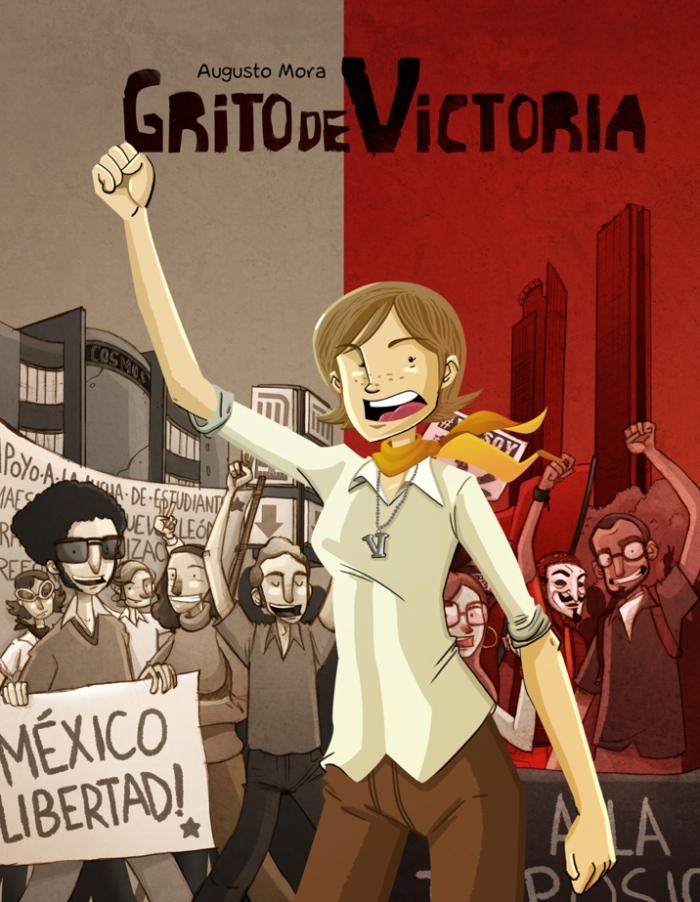 """portada de """"Grito de Victoria"""""""